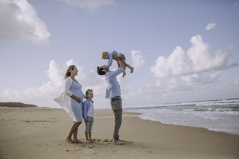 Family photographer Sunshine Coast